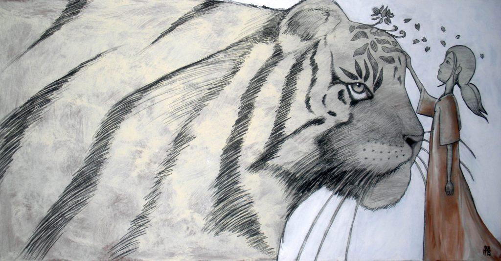 The Gentle Tigress