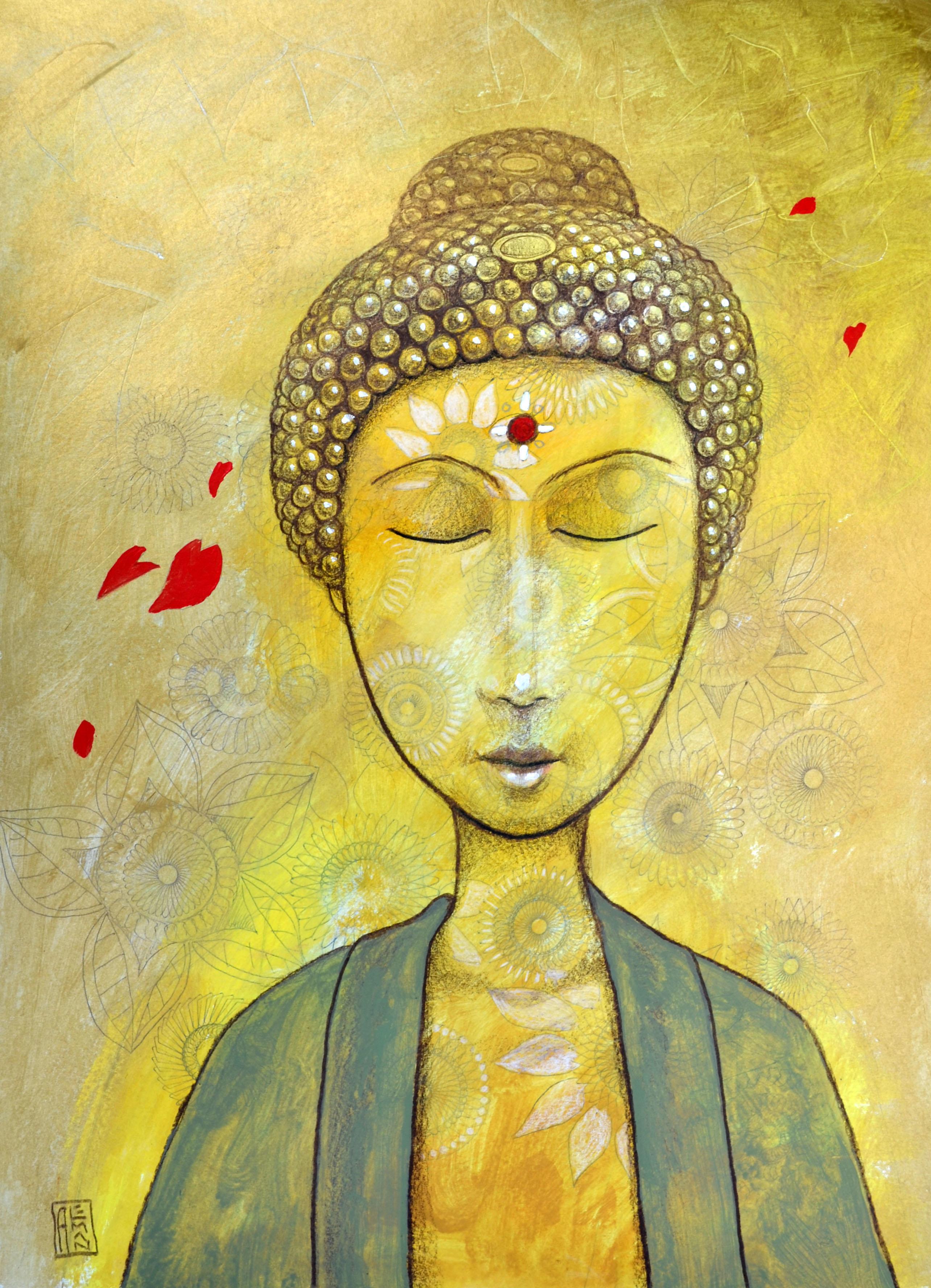 Buddha Girl