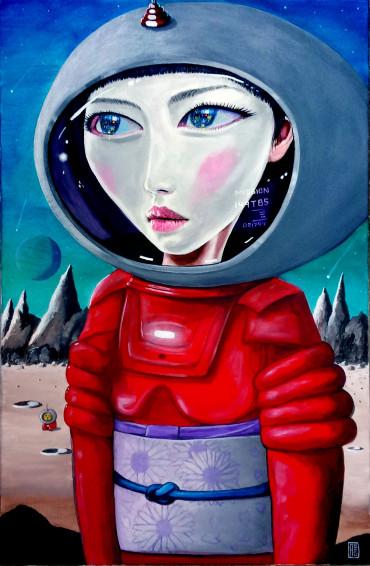 Space Geisha: Ruler of the Galaxy