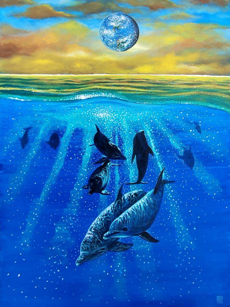 Earth Consciousness VII