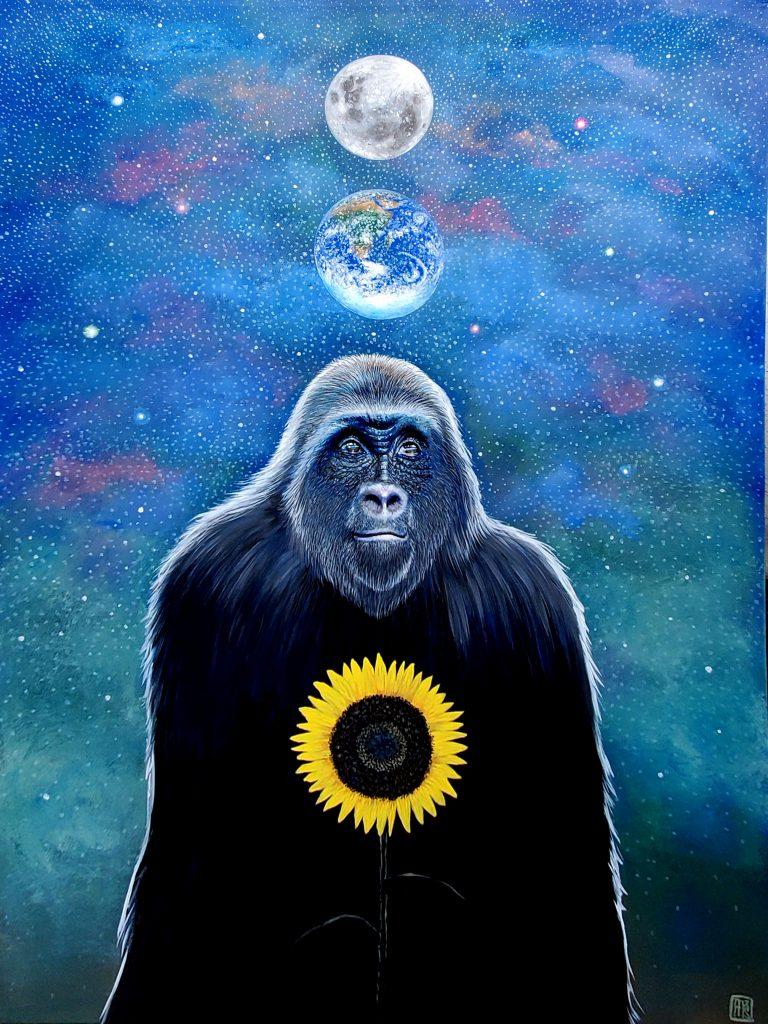 Earth Consciousness X